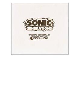 SONIC GENERATIONS Original Soundtrack