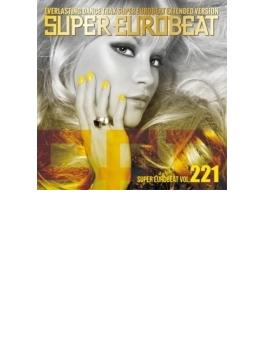 Super Eurobeat Vol.221