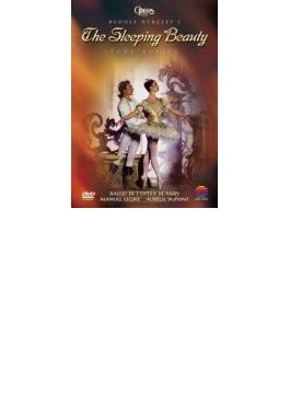 『眠れる森の美女』プロローグ付3幕 ルドルフ・ヌレエフ振付・演出、パリ・オペラ座バレエ