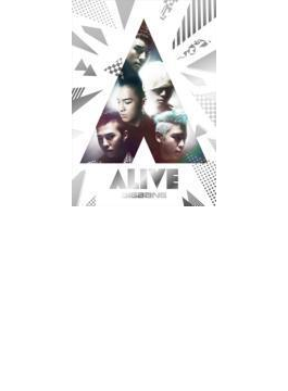 ALIVE 【初回生産限定盤 Type A】(CD+2DVD+PHOTO BOOK)