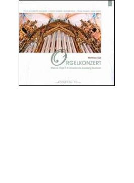 Matthias Suss: Organ Concert-st Annenkirche Annaberg-buchholz
