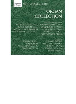 『オルガン・コレクション~レーベル創立15周年記念シリーズ』 J.ノーラン、プレストン、マッテス、他
