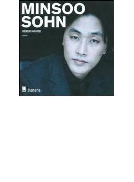 (Piano)goldberg Variations: Minsoo Sohn(P)