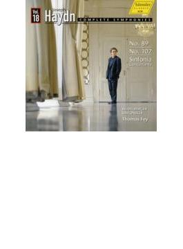 交響曲第89番、第102番、協奏交響曲 ファイ&ハイデルベルク交響楽団