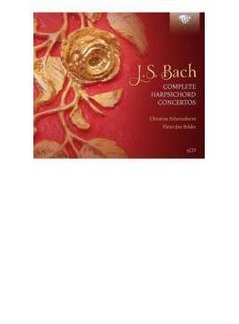 チェンバロ協奏曲全集 ショルンスハイム、グレツナー&新バッハ・コレギウム・ムジクム、ベルダー、デルフト、ヘンストラ(3CD)
