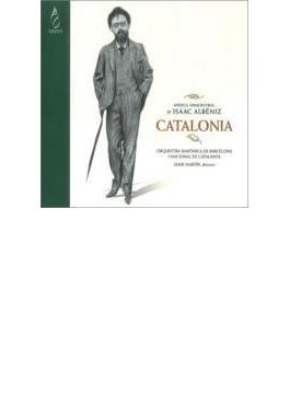 交響的狂詩曲『カタルーニャ』、カタルーニャの交響的情景、『ペピタ・ヒメネス』組曲 ハイメ・マルティン&バルセロナ響