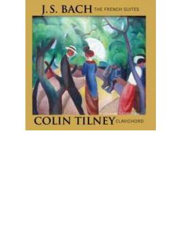フランス組曲全曲 ティルニー(クラヴィコード)(2CD)