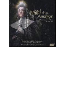 Angel Of The Amazon: Waldman / Ionisation New Music Ensemble Mathes J.rubio