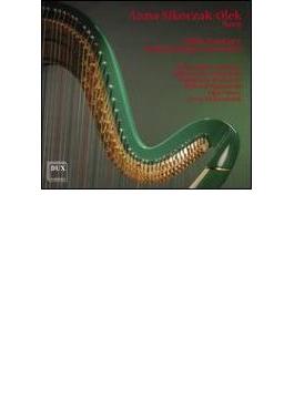 20th Century Polish Harp Concertos: Sikorzak-olek(Hp) Dudek / Polish National Rso Etc