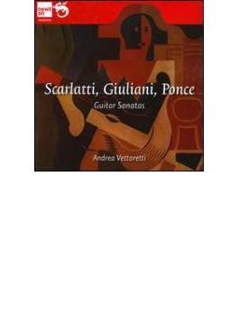 Andrea Vettoretti: D.scarlatti, Giuliani, Ponce: Guitar Sonatas