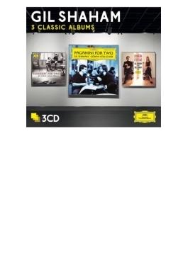 シャハム~3 Classic Albums(フォー・トゥー・シリーズ)(3CD)