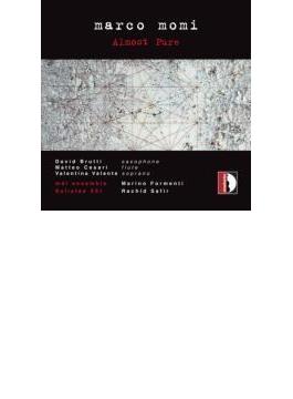 Almost Pure: Formenti / Mdi Ensemble Safir / Solistes Xxi Etc