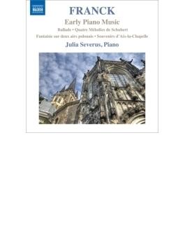 初期ピアノ作品集 ジュリア・セブルス