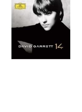 14(フォーティーン)~ヴァイオリン名曲集 デイヴィッド・ギャレット、マルコヴィチ