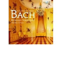 鍵盤楽器による交響曲集 アンドレア・ケッツィ