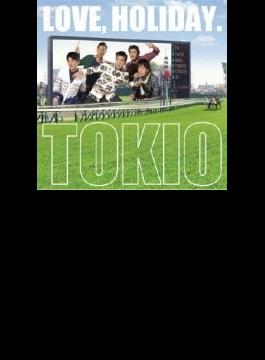 LOVE, HOLIDAY. (+DVD)【初回限定盤】