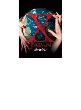 THE WORLD~X JAPAN 初の全世界ベスト~ (+DVD)【初回限定豪華BOX盤】
