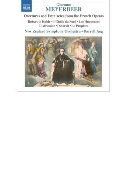 オペラの序曲と間奏曲集 ダレル・アン&ニュージーランド交響楽団