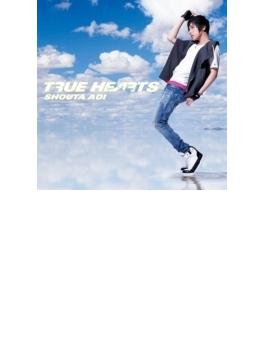 TRUE HEARTS 【初回限定盤B】(CD+DVD)