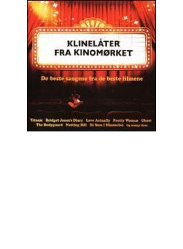 Klinelater Fra Kinomorket: Best Songs From The Movies