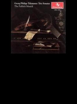 Trio Sonatas: The Publick Music