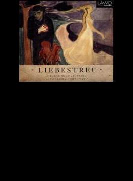 Liebestreu-brahms, Mendelssohn, R & C.schumann: Helene Wold(S) L.glaser(P)