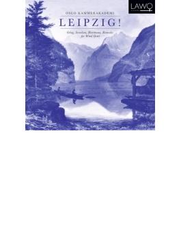 グリーグ:抒情組曲、スヴェンセン:ノルウェー狂詩曲第1番、ハルトマン:セレナード、ライネッケ:八重奏曲 オスロ・カンマーアカデミー(管楽八重奏)