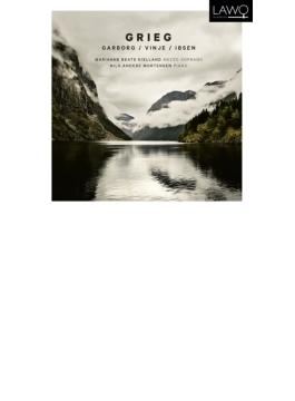 Garborg, Vinje, Ibsen-songs: Kielland(S) Mortenson(P)
