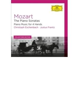 ピアノ・ソナタ全集、4手のためのソナタ集、他 エッシェンバッハ、J.フランツ、他(8CD)