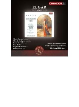 オラトリオ『使徒たち』 ヒコックス&ロンドン響、ロンドン・シンフォニー・コーラス、ターフェル、ロイド、他(2CD)
