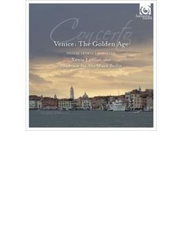 『ヴェネツィアの黄金時代~ヴィヴァルディ、ポルタ、マルチェッロの協奏曲集』 クセニア・レフラー、ベルリン古楽アカデミー