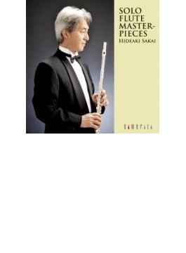 酒井秀明: The Art Of Solo Flute