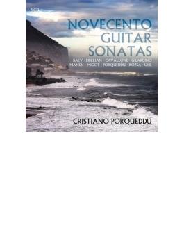 20世紀ギター・ソナタ集 ポルケッドゥ(5CD)