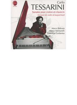 Violin Sonatas: Pedrona(Vn) Montanelli(Cemb) Ensemble Guidantus