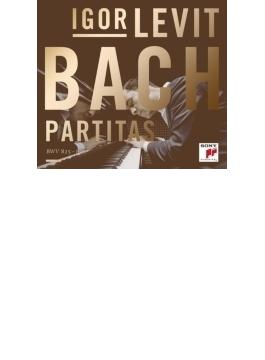 パルティータ全曲 イゴール・レヴィット(ピアノ)(2CD)
