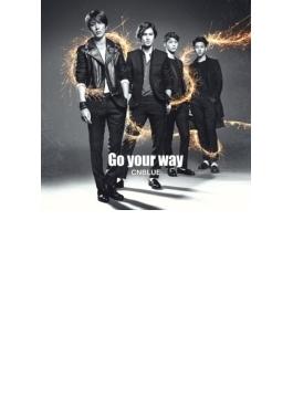 Go your way 【初回限定盤A】(CD+DVD)