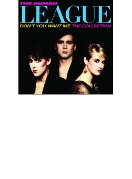 Human League - Don't You Want Me The Collection