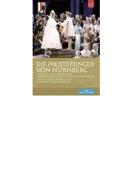 『ニュルンベルクのマイスタージンガー』全曲 ヘアハイム演出、ガッティ&ウィーン・フィル、フォレ、サッカ、他(2013 ステレオ)(2DVD)(日本語字幕付)