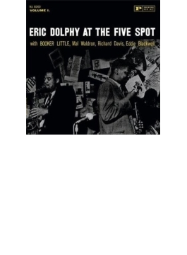Eric Dolphy At The Five Spot, Vol.1 (Ltd)