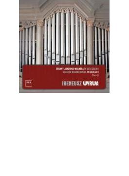 Ireneusz Wyrwa: Joachim Wagner Orgel In Siedlce 2