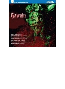 歌劇『ガウェイン』全曲 ハワース&コヴェント・ガーデン王立歌劇場、トムリンソン、ルルー、他(1994 ステレオ)(2CD)