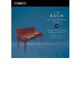 鍵盤独奏曲全集第28集 シュパーニ(クラヴィコード)