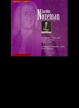 Violin Sonatas Op, 1, : Lohman(Vn) Furor Musicus