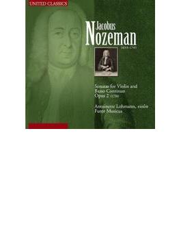Violin Sonatas Op, 2, : Lohman(Vn) Furor Musicus