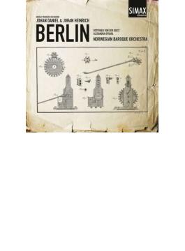 シンフォニア集 フォン・デア・ゴルツ&ノルウェー・バロック管弦楽団