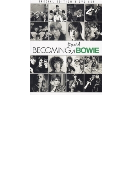 Becoming Bowie