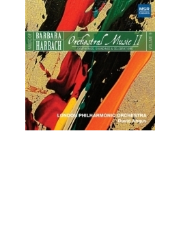 ジュビリー交響曲、ゲイトウェイ・フェスティバル交響曲、ミズーリ交響曲、管弦楽のための『ナイト・サウンディングス』 アンガス&ロンドン・フィル