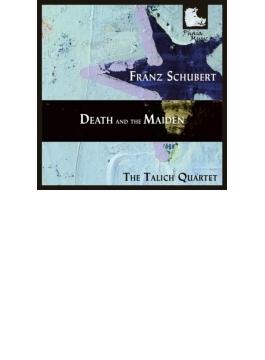 弦楽四重奏曲第14番『死と乙女』、第10番 ターリヒ四重奏団