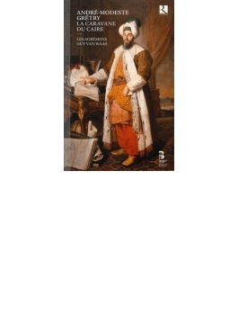 La Caravane Du Caire: Van Waas / Les Agremens Namur Chamber Cho (+book)