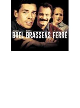 Brel, Brassens, Ferre